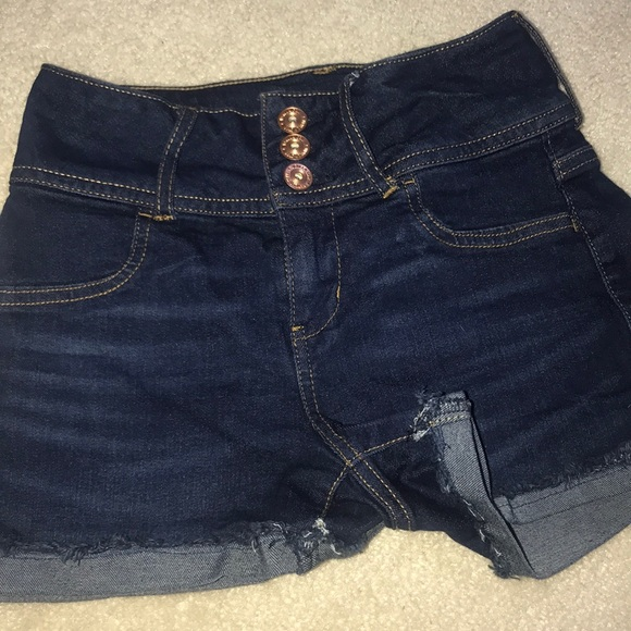 Vanilla Star Pants - Jean shorts